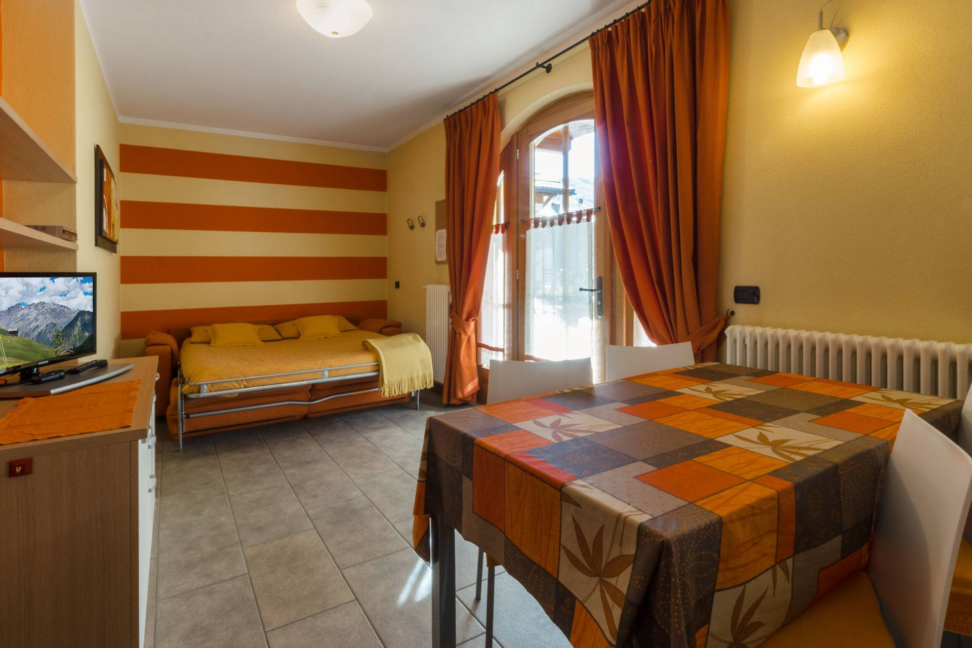 One-bedroom apartment in Livigno, Valtellina