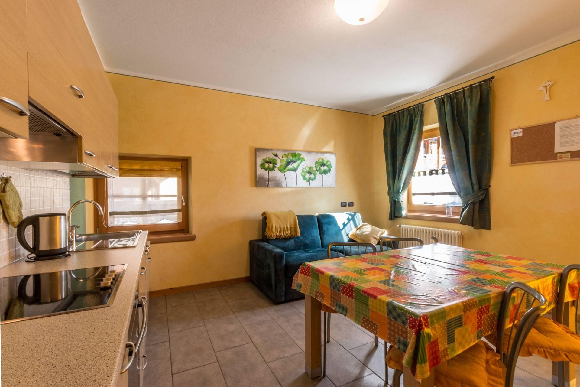 Appartamento Verde   Chalets Molin