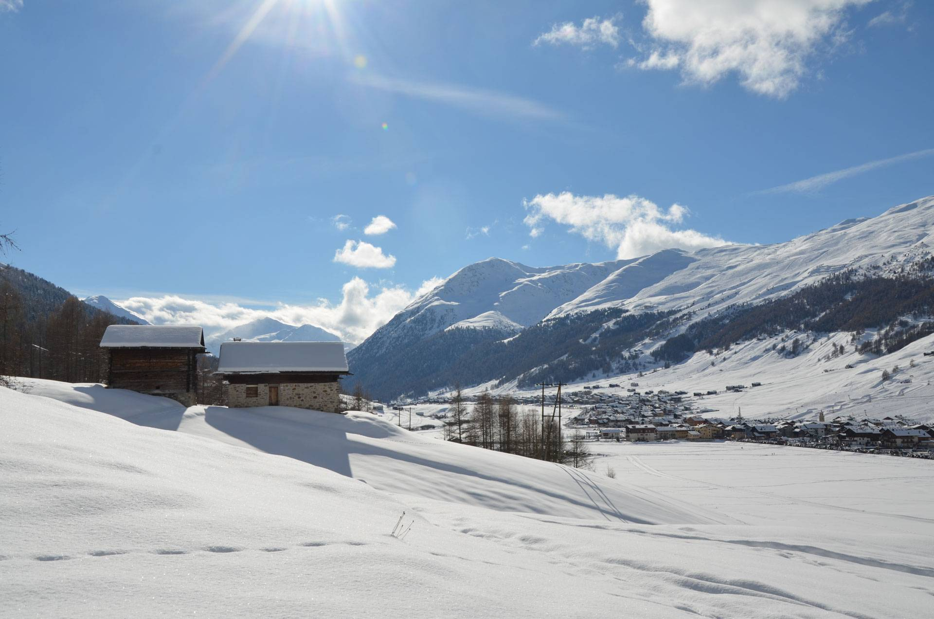 Your holidays in Livigno