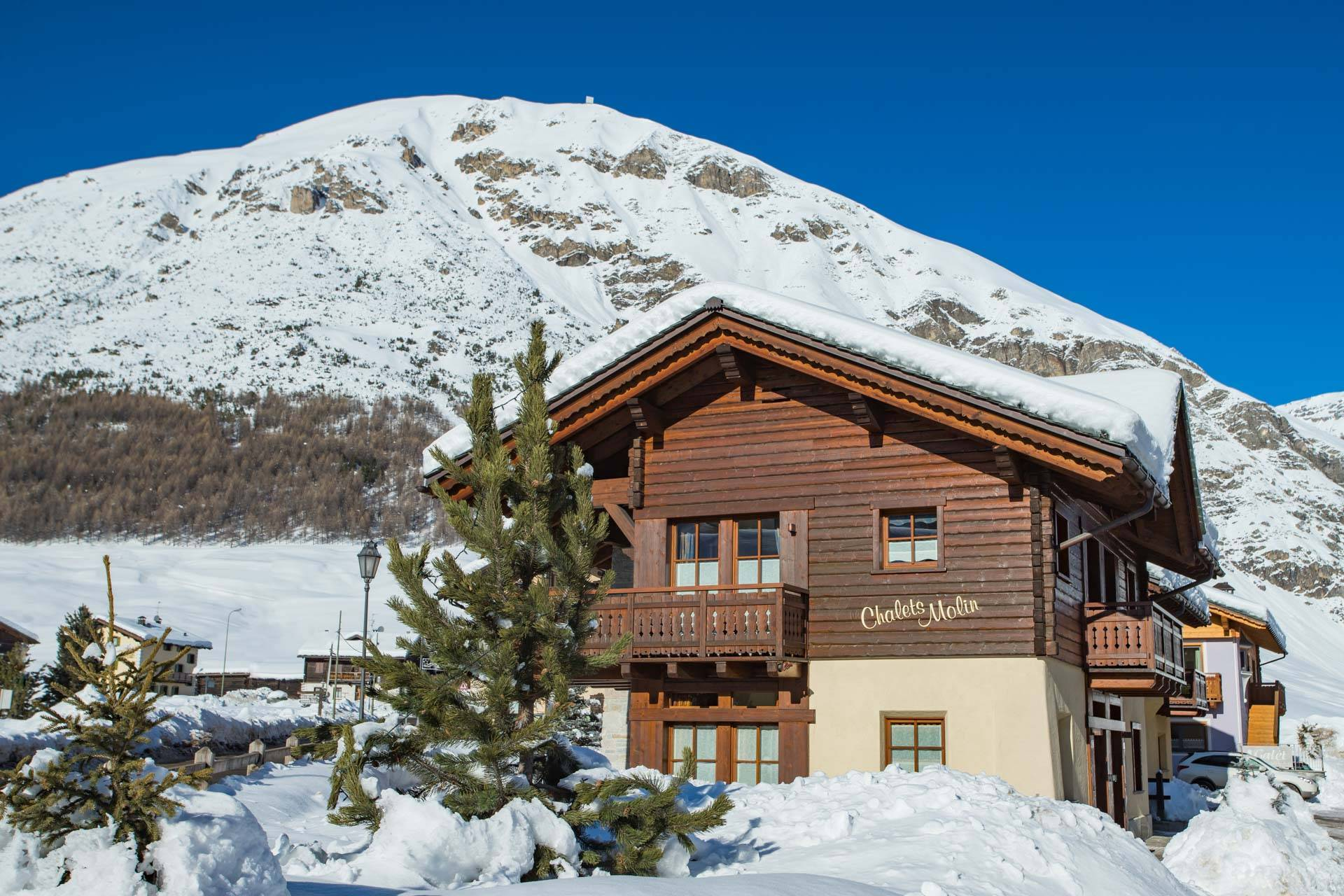 Holiday apartments in Livigno