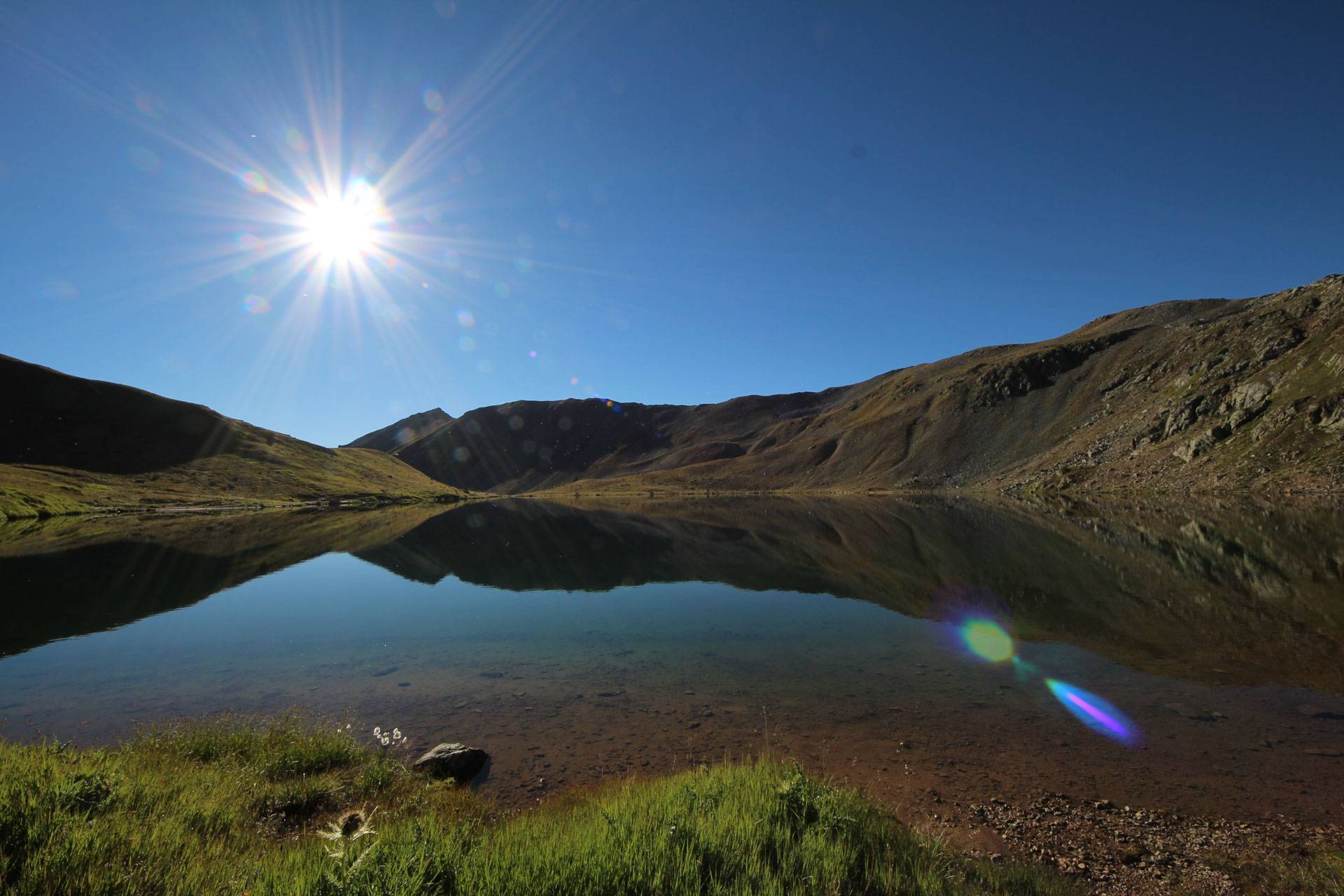 Sport and nature in Livigno, in the heart of the Alps