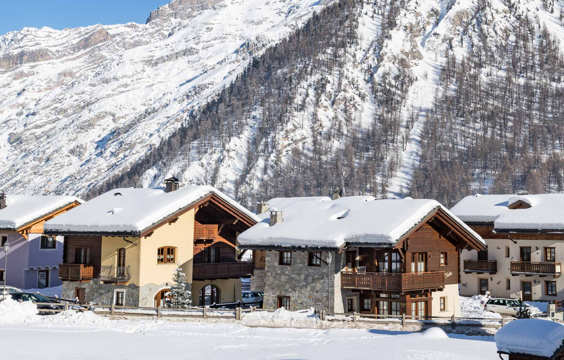 Visit Livigno in every season