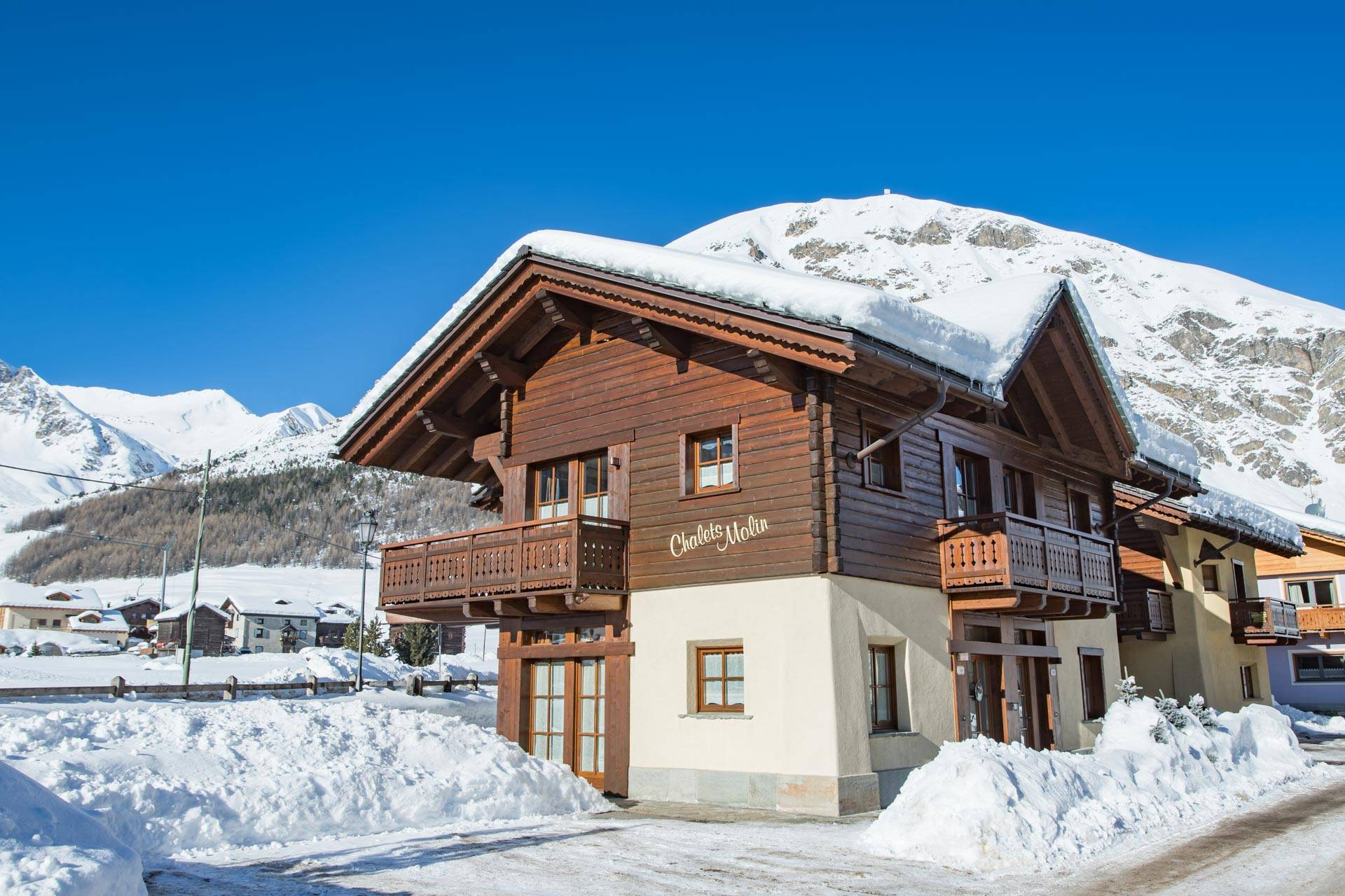 A relaxing holiday in Livigno, Valtellina